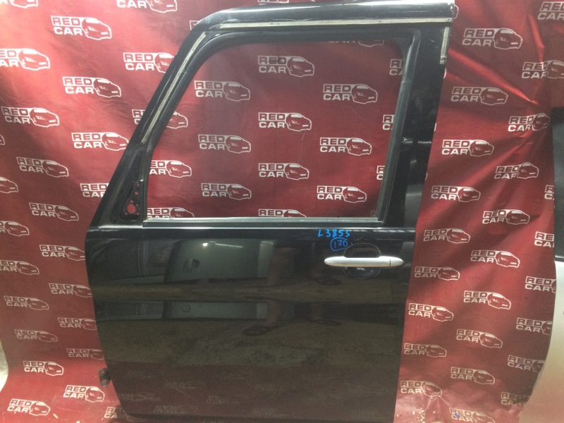 Дверь Daihatsu Tanto L385S-0059495 KF 2011 передняя левая (б/у)