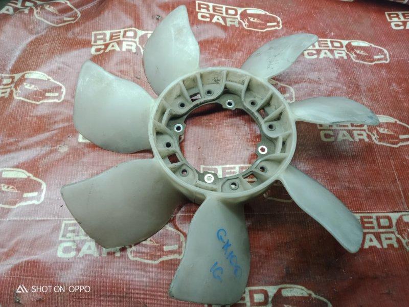 Вентилятор Toyota Mark Ii GX100 1G (б/у)