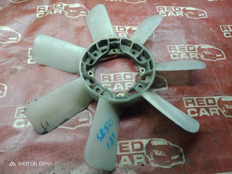 Вентилятор Toyota Noah SR50-0086234 3S 1999 (б/у)