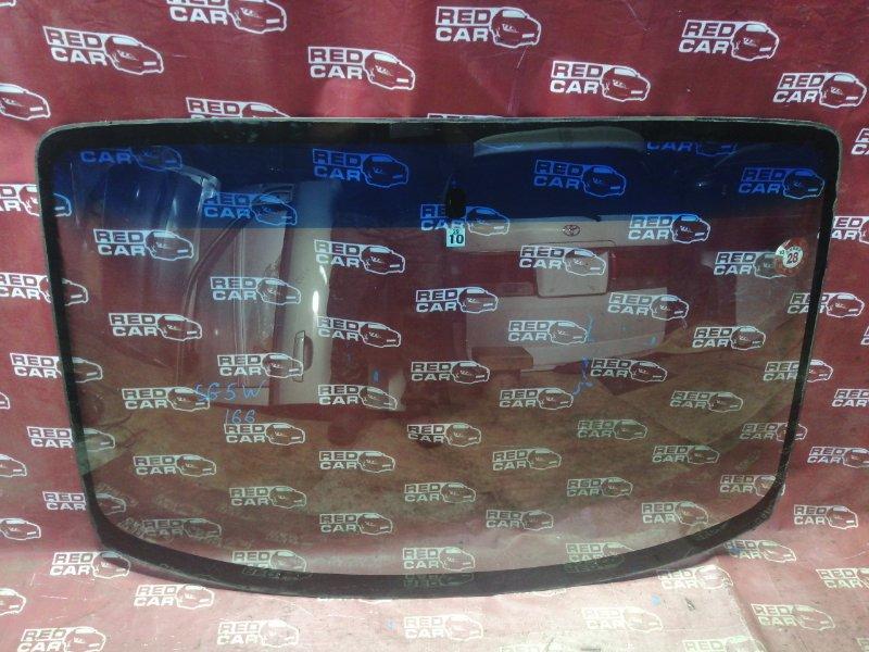 Стекло Mazda Bongo Friendee SG5W-201753 J5-151220 1998 переднее (б/у)