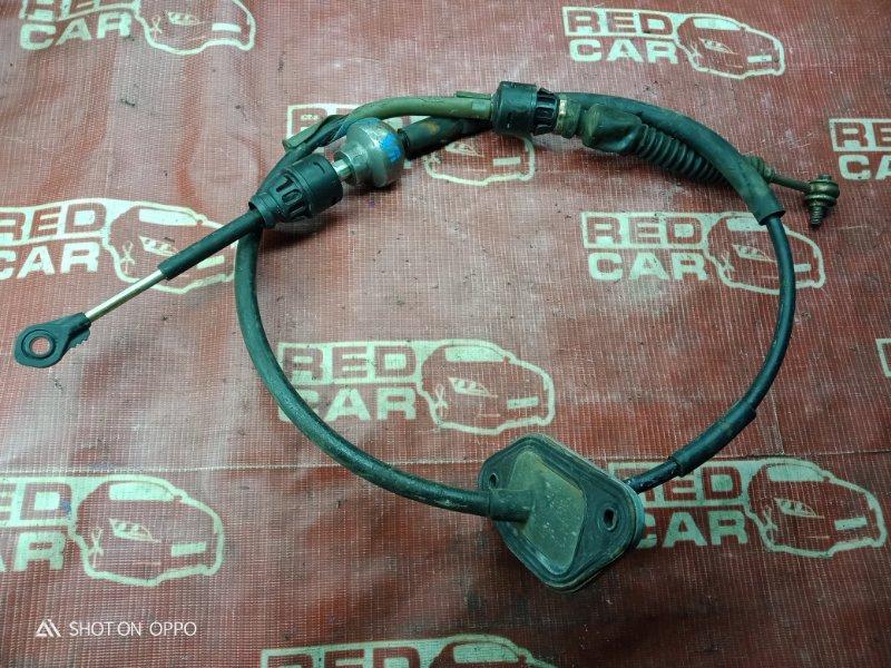 Трос переключения акпп Mitsubishi Lancer Cedia CS5A-0100853 4G93 2001 (б/у)