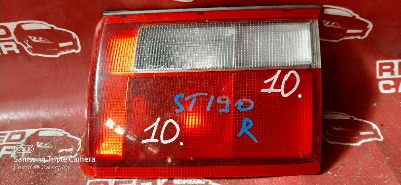 Фальшпанель Toyota Caldina ST190 правый (б/у)