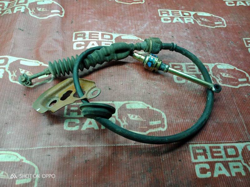 Трос переключения акпп Nissan Elgrand ATWE50-031295 ZD30-052057A 2000 (б/у)