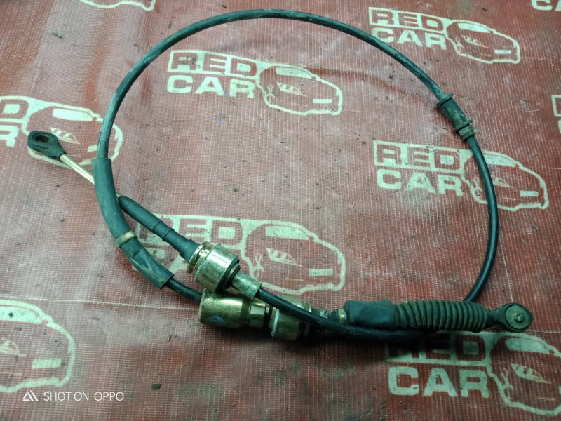 Трос переключения акпп Nissan Note E11-029106 HR15-101835 2005 (б/у)