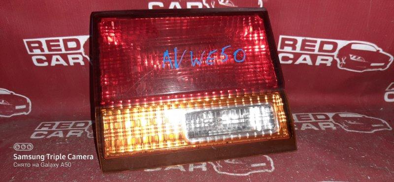 Фальшпанель Nissan Elgrand AVWE50 QD32 задний левый (б/у)