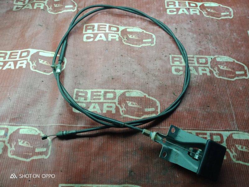 Трос капота Nissan Elgrand ATWE50-031295 ZD30-052057A 2000 (б/у)