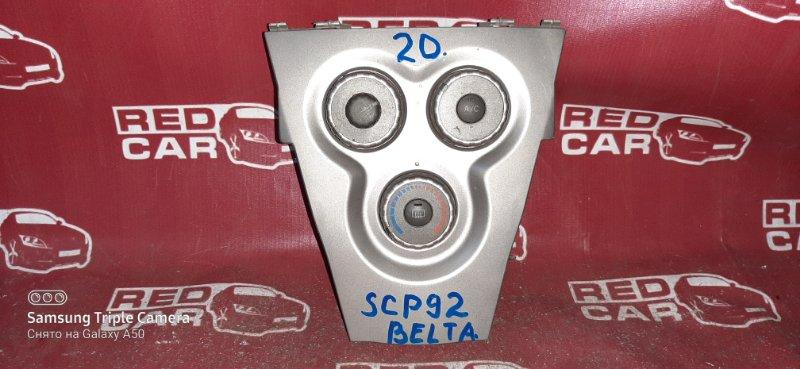 Климат-контроль Toyota Belta SCP92 (б/у)