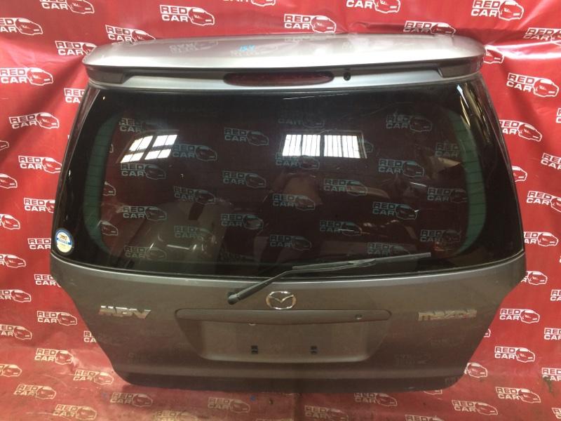 Дверь задняя Mazda Mpv LW3W-426875 L3 2005 (б/у)