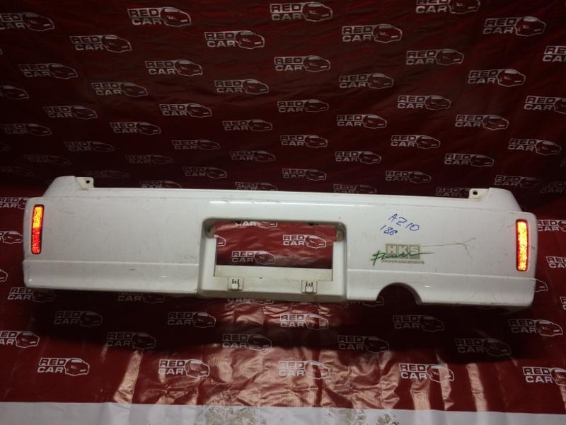 Бампер Nissan Cube AZ10-181103 CGA3-074122 2000 задний (б/у)