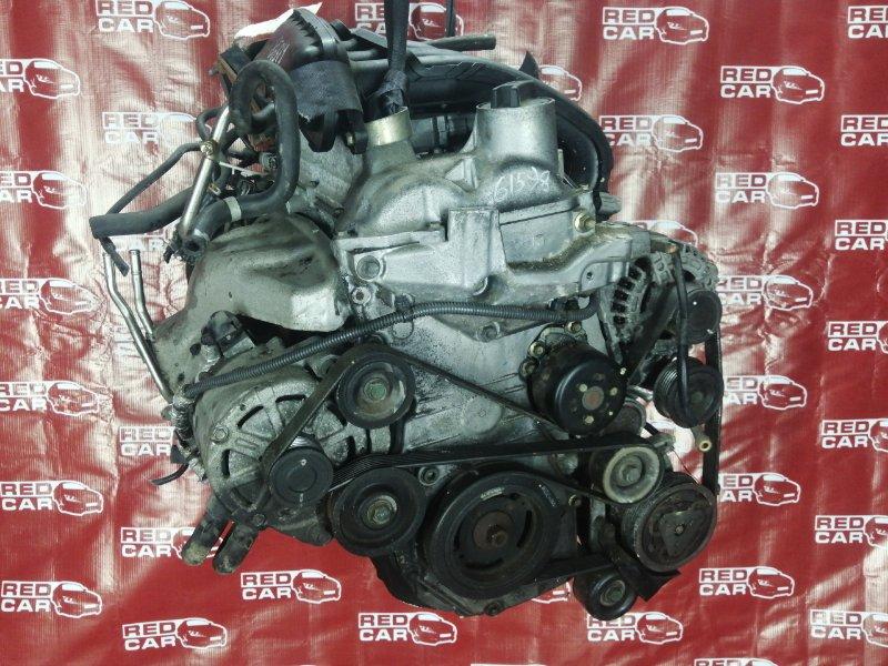 Двигатель Nissan Tiida NC11 HR15 (б/у)