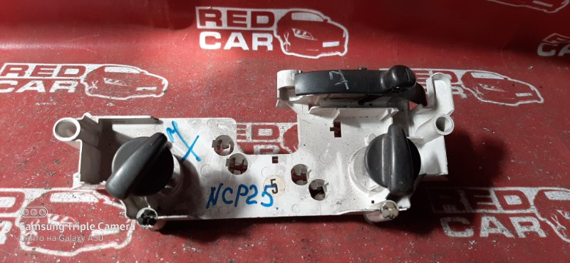Климат-контроль Toyota Funcargo NCP25 1NZ (б/у)