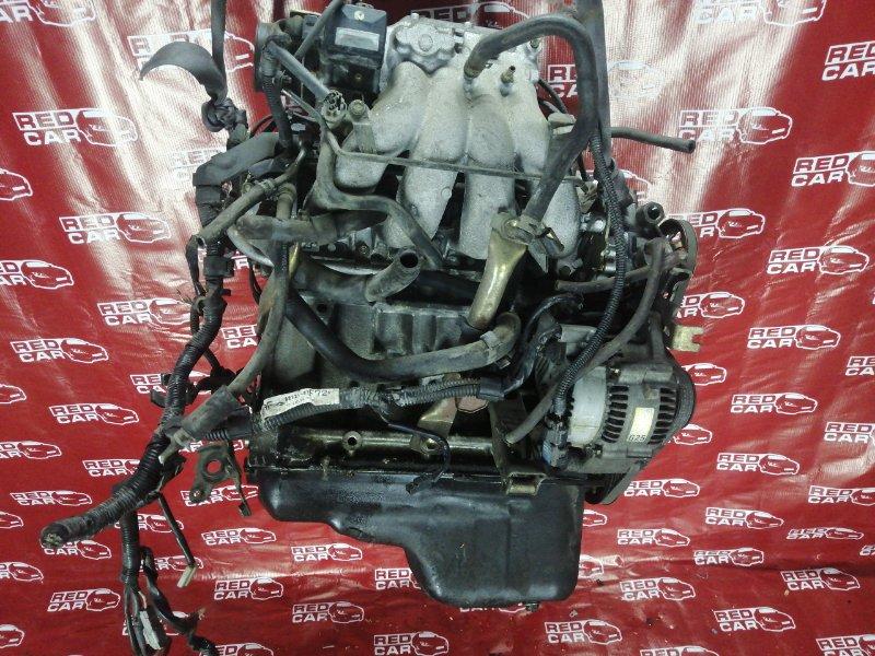Двигатель Daihatsu Pyzar G313G-005248 HE-0598613 1997 (б/у)