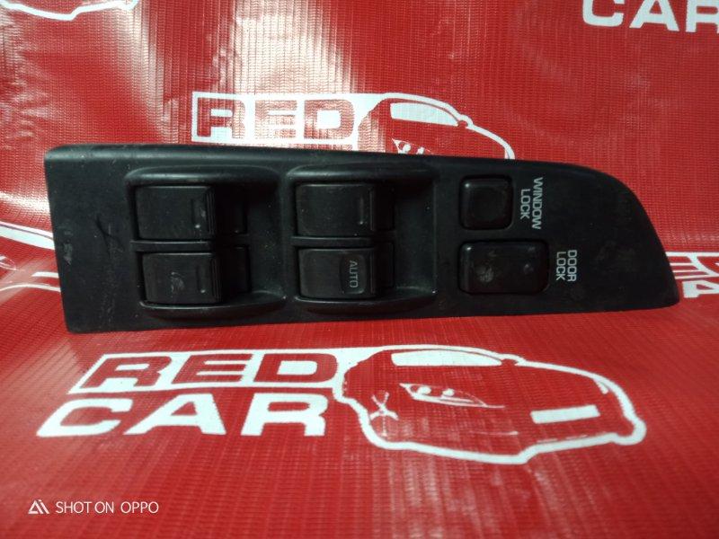 Блок упр. стеклоподьемниками Toyota Starlet EP82-0322202 4E-0621744 1992 передний правый (б/у)