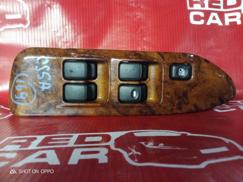 Блок упр. стеклоподьемниками Mitsubishi Lancer Cedia CS5A-0100853 4G93 2001 передний правый (б/у)