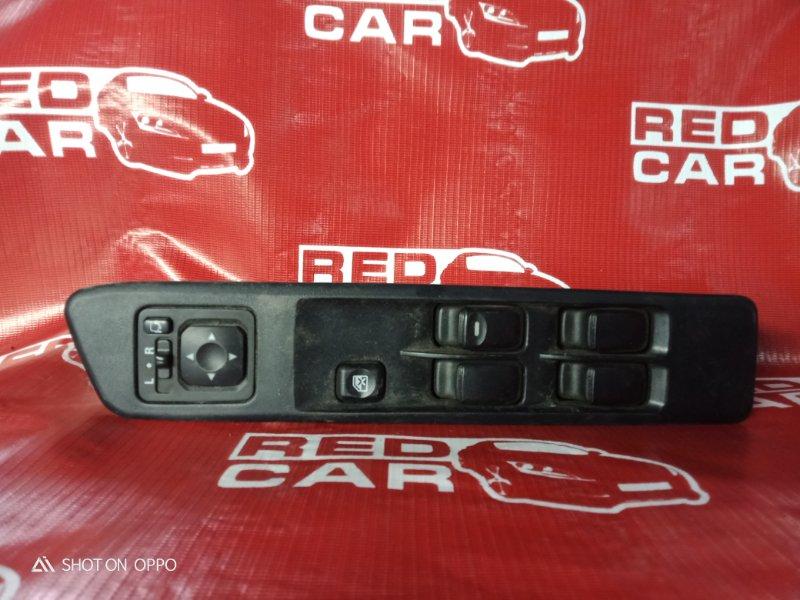 Блок упр. стеклоподьемниками Mitsubishi Pajero Io H76W-0122782 4G93 2000 передний правый (б/у)