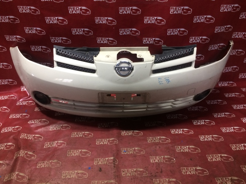 Бампер Nissan Note E11-029106 HR15-101835 2005 передний (б/у)
