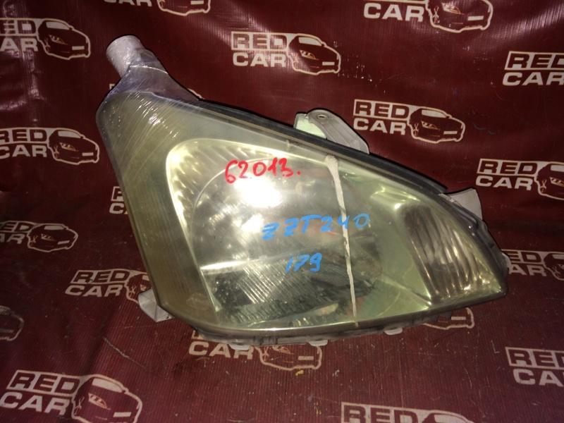 Фара Toyota Premio ZZT240-5047113 1ZZ-2370921 2005 правая (б/у)