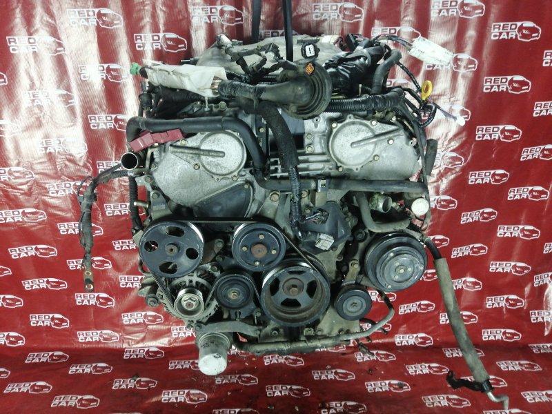 Двигатель Nissan Infiniti M35 PNY50-302308 VQ35 2005 (б/у)