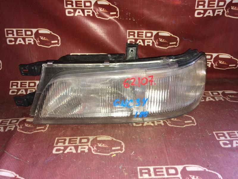 Фара Nissan Laurel GNC34-264885 RB25-156839A 1996 левая (б/у)