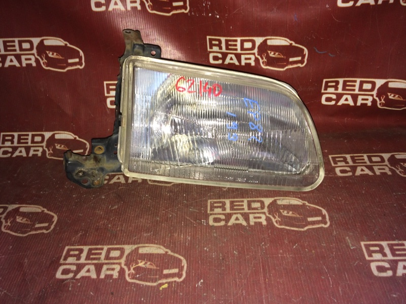 Фара Toyota Starlet EP82-0322202 4E-0621744 1992 правая (б/у)