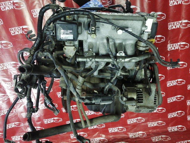 Двигатель Toyota Starlet EP82-0322202 4E-0621744 1992 (б/у)