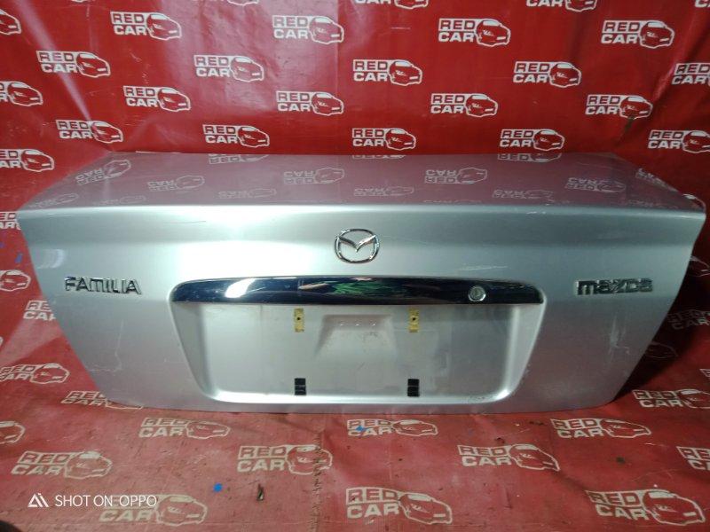 Крышка багажника Mazda Familia BJ5P-309635 ZL-398865 2001 (б/у)