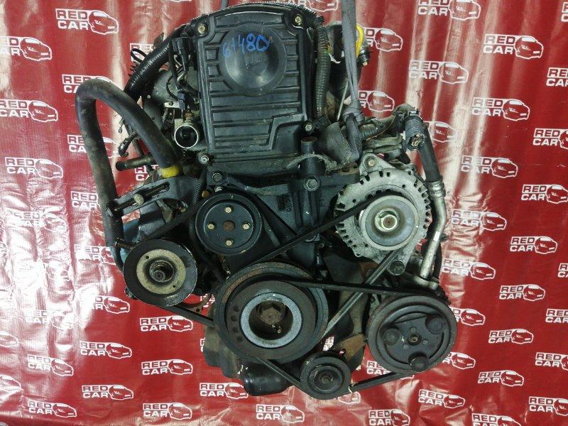 Двигатель Nissan Bluebird SU14-105851 CD20 1999 (б/у)
