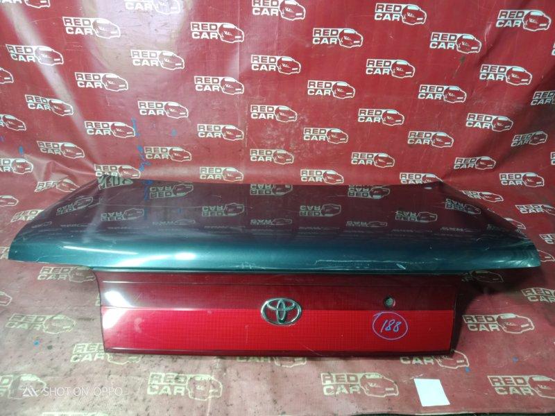 Крышка багажника Toyota Carina CT190-7010442 2C-2720309 1994 (б/у)