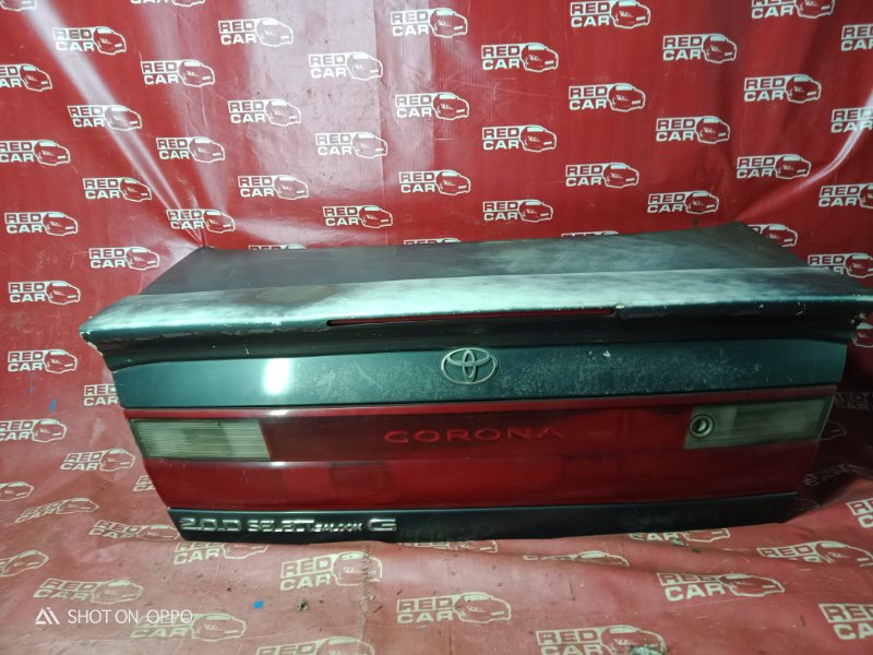 Крышка багажника Toyota Corona CT190-4013052 2C-2641734 1993 (б/у)