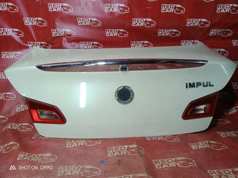 Крышка багажника Nissan Skyline NV36-302246 VQ25HR 2007 (б/у)