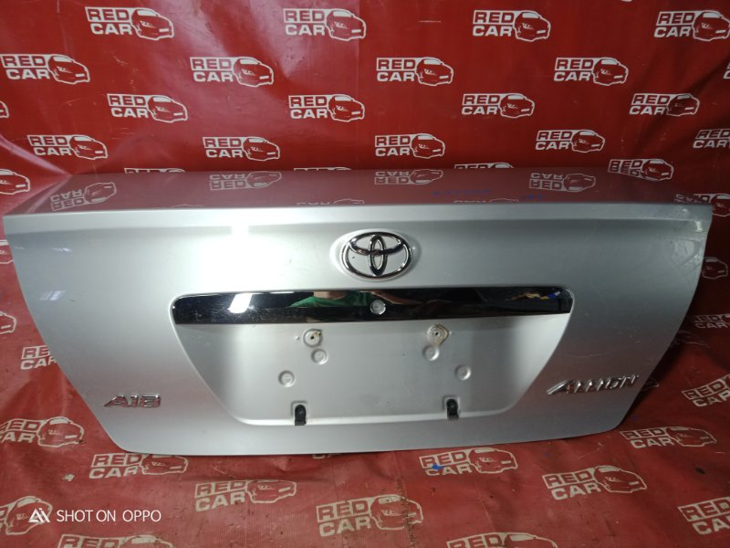 Крышка багажника Toyota Allion ZZT245-0039417 1ZZ 2007 (б/у)