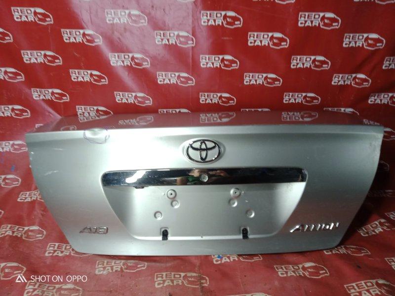 Крышка багажника Toyota Allion ZZT245-0024374 1ZZ 2004 (б/у)