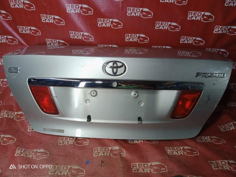 Крышка багажника Toyota Premio ZZT240 (б/у)