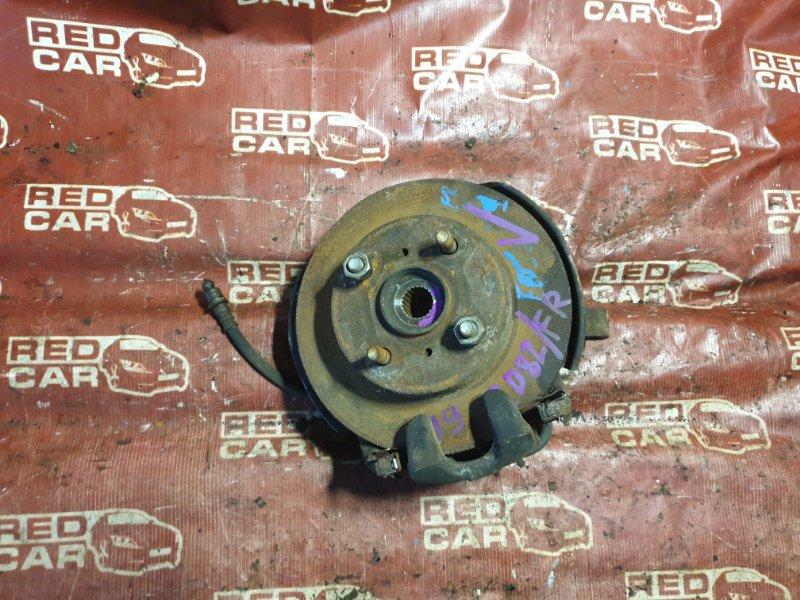 Ступица Toyota Starlet EP82-0322202 4E-0621744 1992 передняя правая (б/у)