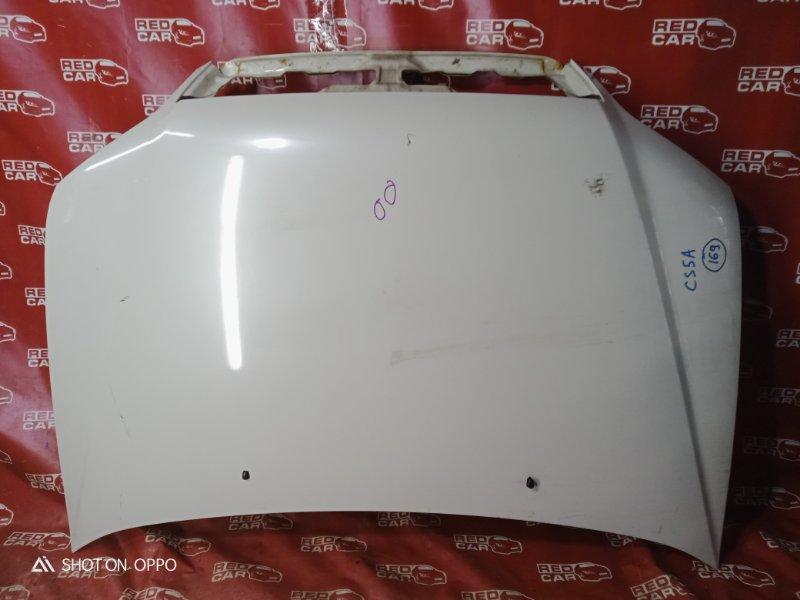 Капот Mitsubishi Cedia CS5A-0100853 4G93 2001 (б/у)