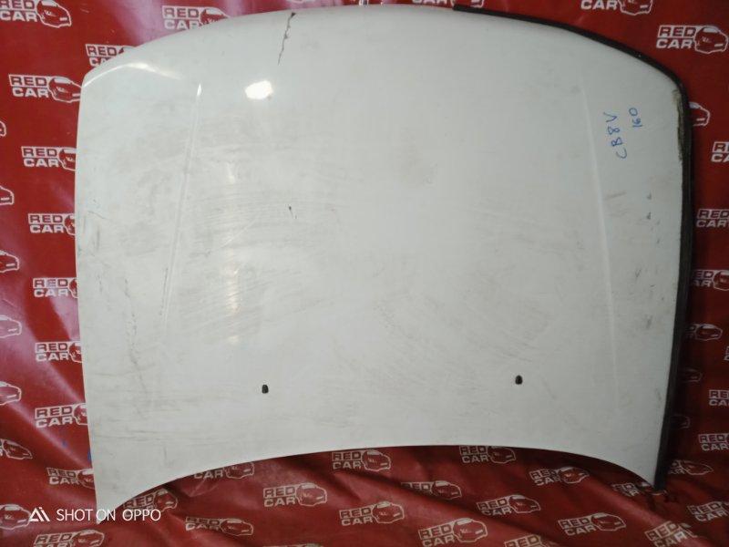 Капот Mitsubishi Libero CB8V-0401027 4D68 1997 (б/у)