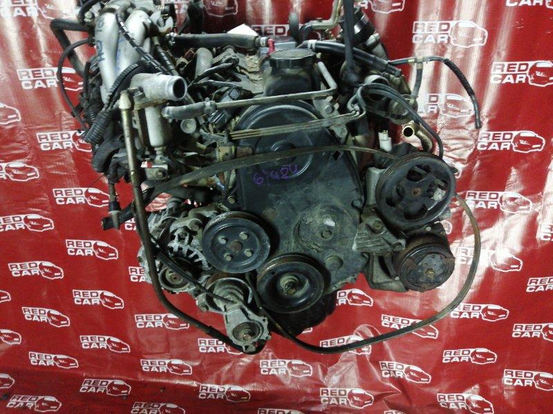Двигатель Mitsubishi Pajero Mini H58A-0407550 4A30 2003 (б/у)