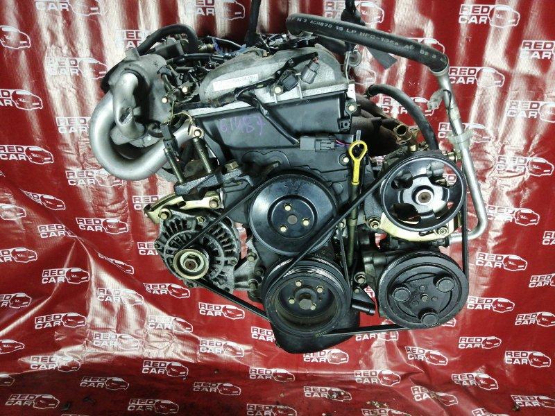 Двигатель Mazda Familia BJ5P-309635 ZL-398865 2001 (б/у)