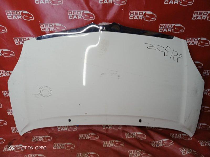 Капот Toyota Spacio ZZE122 (б/у)