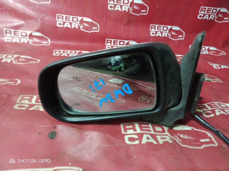 Зеркало Mazda Demio DW3WF-115832 B3-588838 1998 переднее левое (б/у)