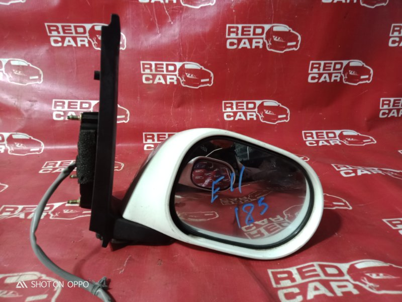 Зеркало Nissan Note E11-029106 HR15-101835 2005 переднее правое (б/у)