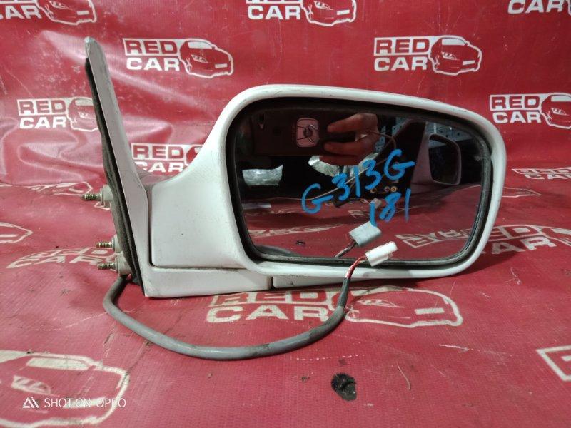 Зеркало Daihatsu Pyzar G313G-005248 HE 1997 переднее правое (б/у)
