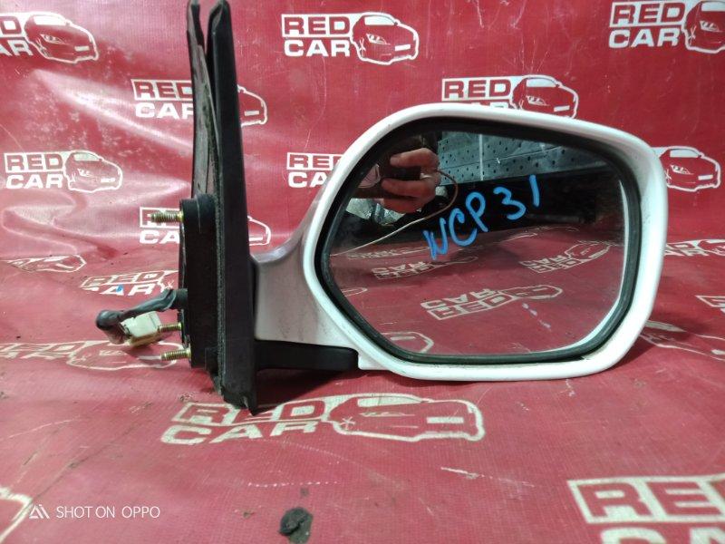 Зеркало Toyota Bb NCP31 переднее правое (б/у)