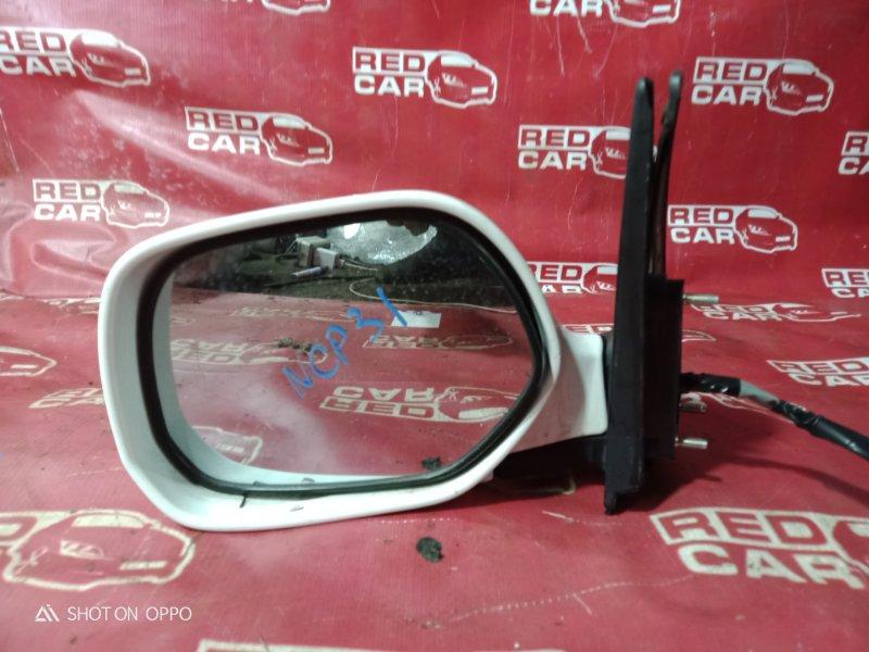 Зеркало Toyota Bb NCP31 переднее левое (б/у)