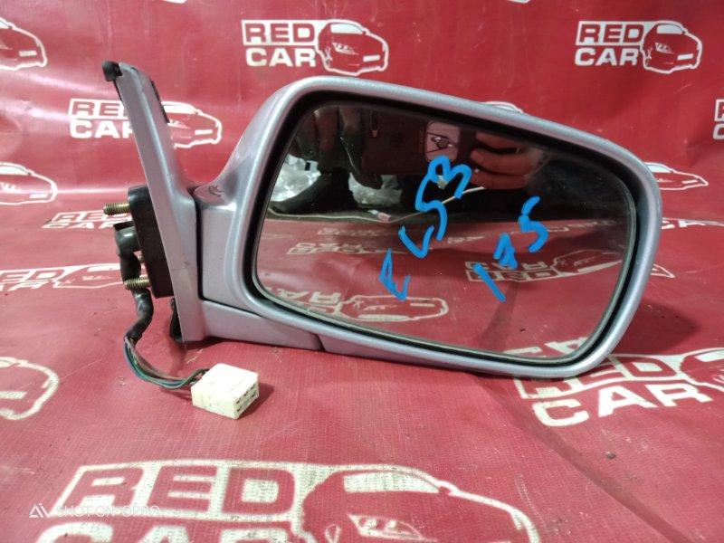 Зеркало Toyota Corsa EL53-0371528 5E-1343230 1999 переднее правое (б/у)