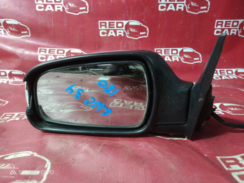Зеркало Nissan Laurel GNC34-264885 RB25-156839A 1996 переднее левое (б/у)