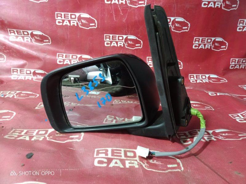 Зеркало Daihatsu Tanto L385S-0059495 KF 2011 переднее левое (б/у)