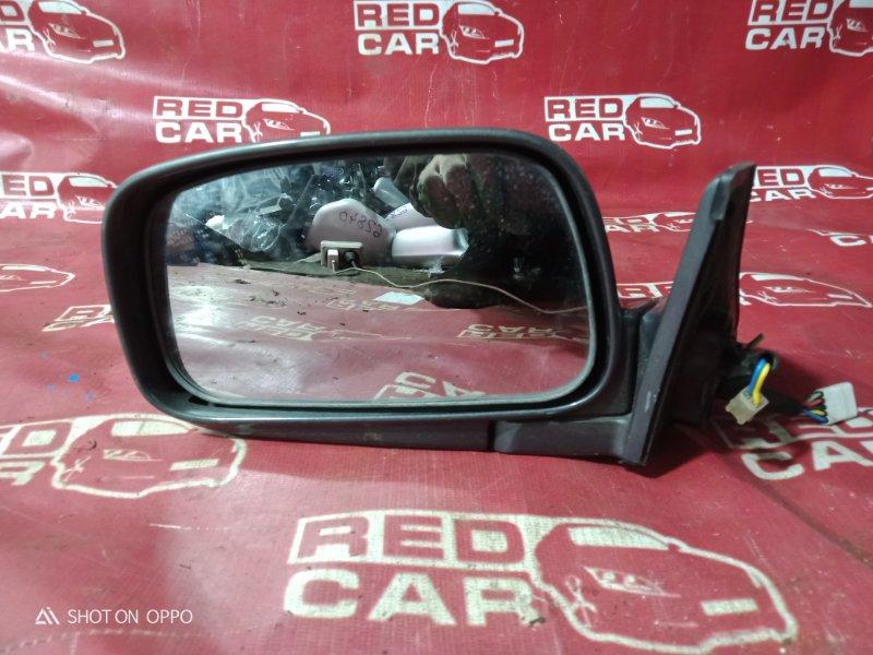 Зеркало Toyota Corsa EL43 переднее левое (б/у)
