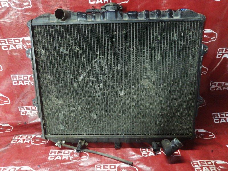 Радиатор основной Mitsubishi Pajero L146G (б/у)