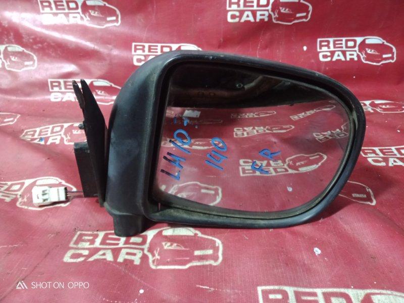 Зеркало Toyota Hiace LH107-004291 3L переднее правое (б/у)
